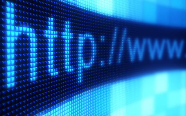 Структура страницы современного сайта