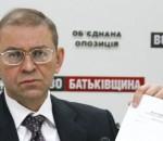 Verkhovna Rada deputy Serhii Pashynskyi from the faction of the Batkivschyna Party.
