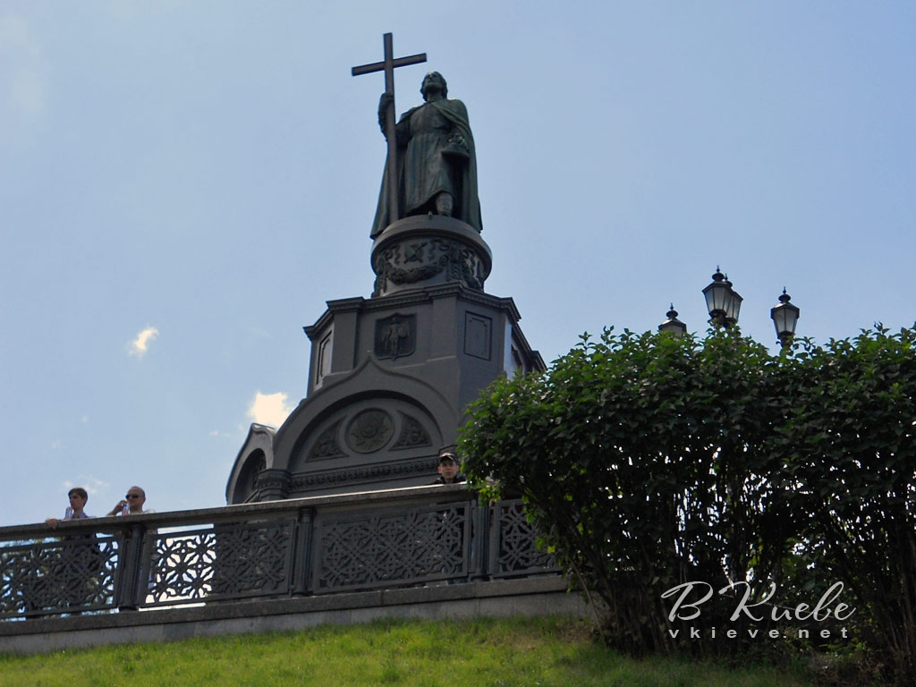 фото києві в памятник великому володимиру