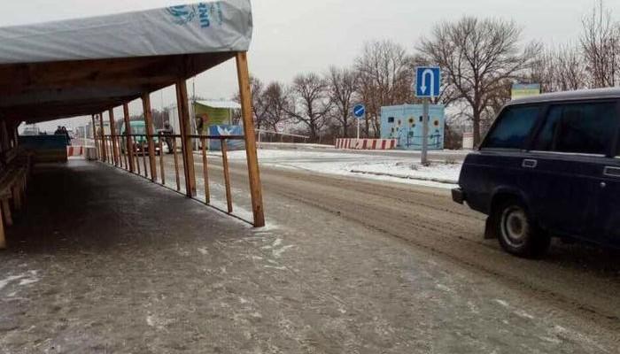 КПВВ_Новотроицкое