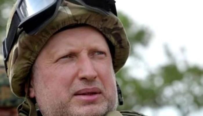 Турчинов призвал отменить АТО в Донбассе