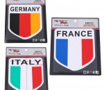 3D-Stickers-Germany-France-Italy-Flag-Decals-Emblem-Bumper-Fit-Auto-SUV-Automobile-Truck-Lorry-Bike