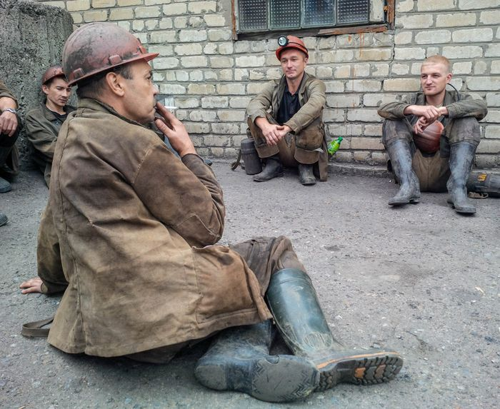 4 Почти четверть работников шахты оказались отрезанными от своего предприятия_result