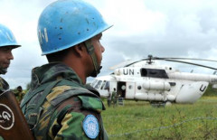 The United Nations Mission in South Sudan deployed Bangladeshi peacekeepers to Likuangole Payam in Jonglei State to try to stem the cycle of revenge attacks and killings that that have killed more than 1000 people in the last three months.