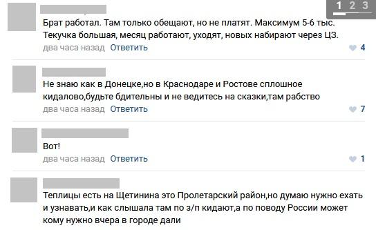 «Помидоры, рабство и волшебник Захарченко». Как жители Донецка ищут работу в теплицах